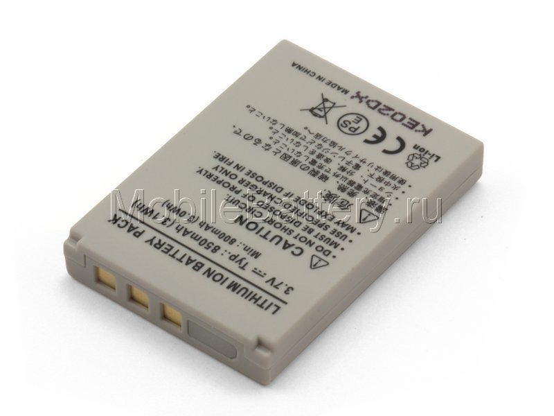 Аккумулятор для Konica Minolta NP-900, Olympus T-100 (Li-80B)