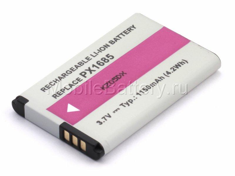 Аккумулятор для видеокамеры Toshiba PA3792U, PX1685