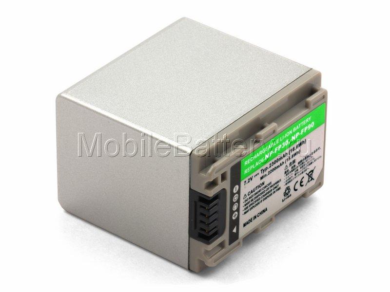 Усиленный аккумулятор для видеокамеры Sony NP-FP71, NP-FP90