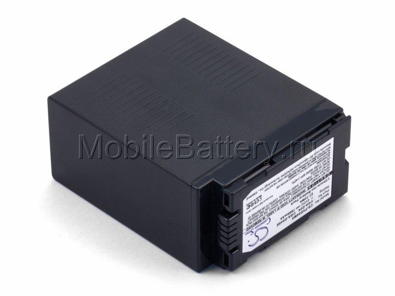 Усиленный аккумулятор Hitachi, Panasonic CGA-D54SE/1B, CGR-D54S
