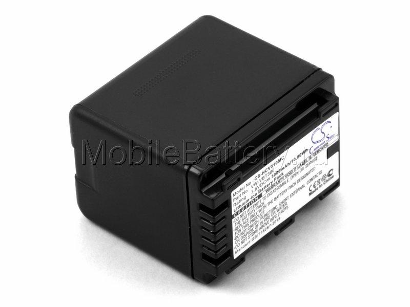 Усиленный аккумулятор для Panasonic HC-V380, V510 (VW-VBT380)