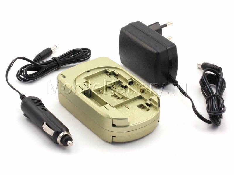 Универсальное зарядное устройство для фото и видеокамер Canon