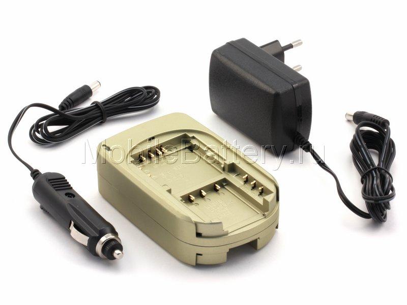 Универсальное зарядное устройство для камер FujiFilm, Olympus