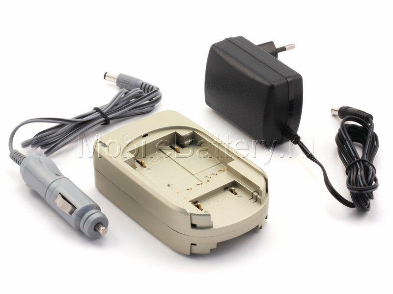 Универсальное зарядное устройство для фото и видеокамер Samsung