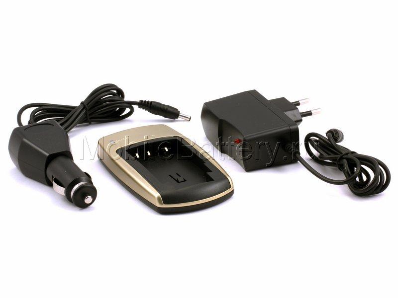 Зарядное устройство для камеры BP125A, CGA-S005E, NP-70