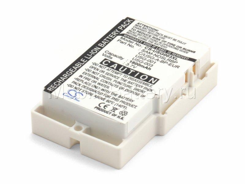 Усиленный аккумулятор для Nintendo DS Lite