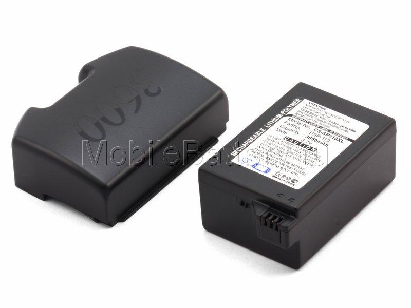 Усиленный аккумулятор для Sony PSP 1000 (PSP-110)