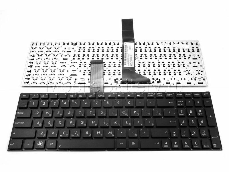 Клавиатура для ноутбука Asus MP-12F53SU-5281W, NSK-US40R, XJ5