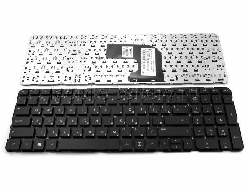 Клавиатура для ноутбука HP dv6-7000 (639396-251, NSK-CK0UW)