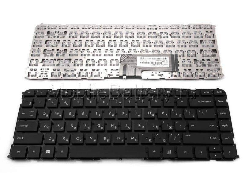 Клавиатура для ноутбука HP ENVY 4 (PK130QJ1B05, MP-11M73SU6698)