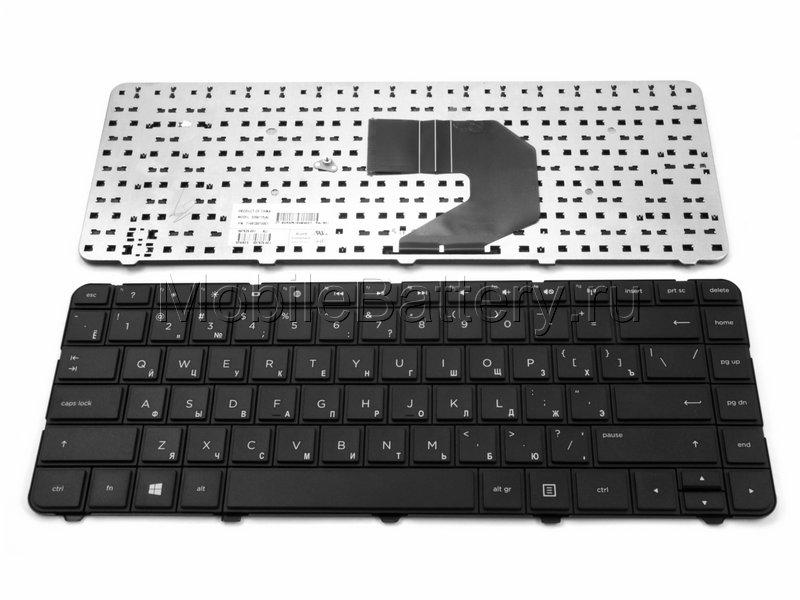 Клавиатура для ноутбука HP 643263-251, 697530-251, AER15700010