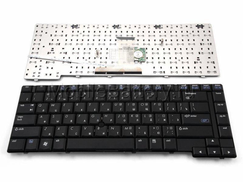 Клавиатура для ноутбука HP Compaq 8510 (9J.N8282.D0R, NSK-H4B0R)