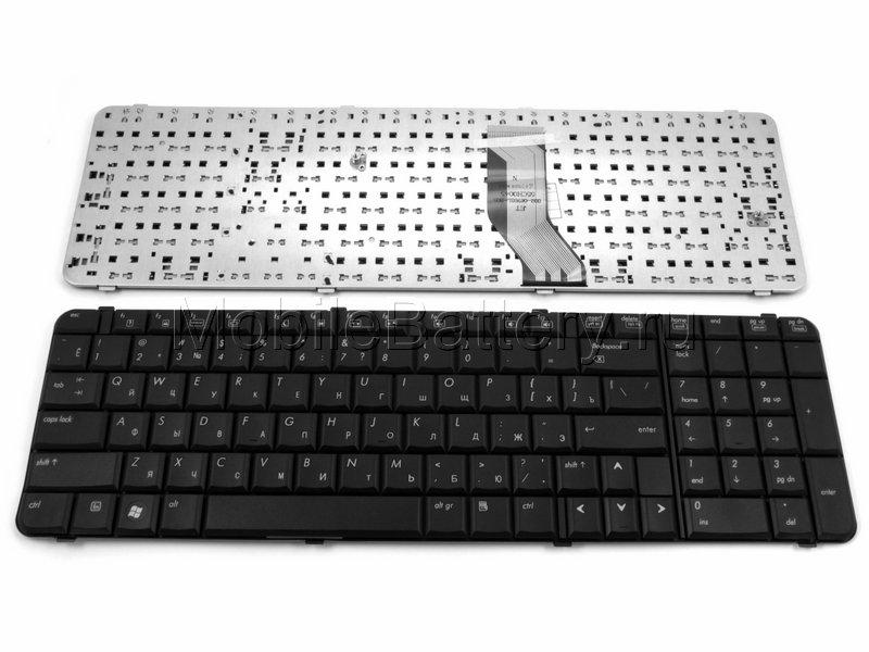 Клавиатура для ноутбука HP Compaq 6830s (466200-251, V071326BS1)