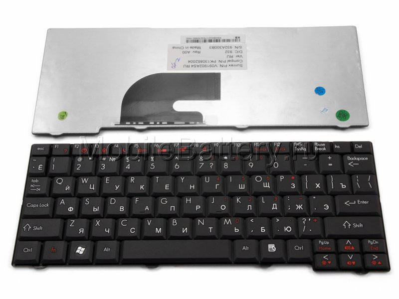 ���������� ��� �������� Acer 9J.N9482.E0R, MP-08B43SU-698, ZG5