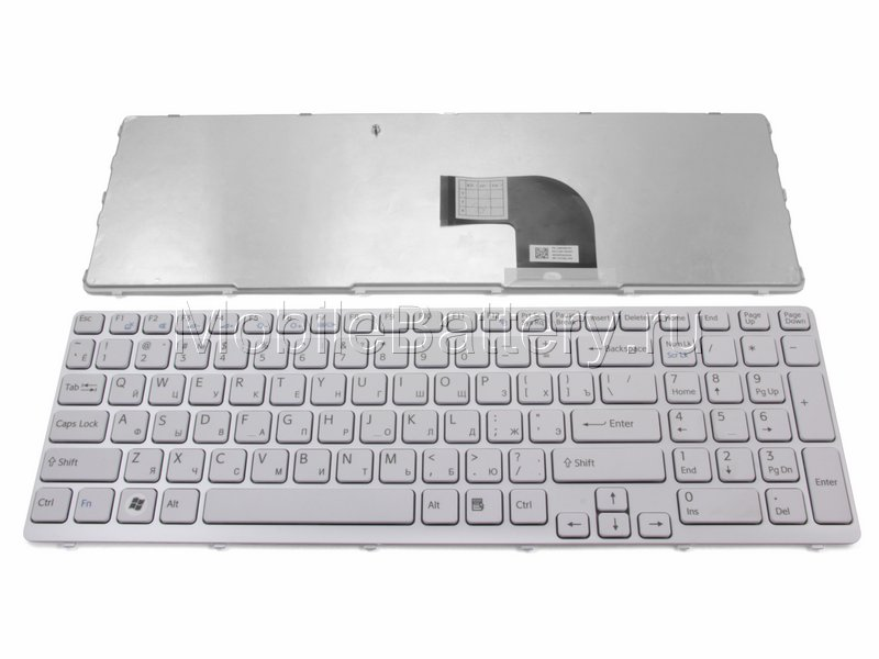 Клавиатура для ноутбука Sony 9Z.N6CSW.G0R, MP-11K73SU-9201