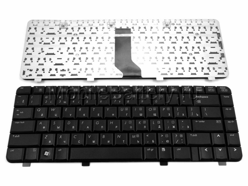 Клавиатура для ноутбука HP K061130A1, MP-05583SU64421, NSK-H520R