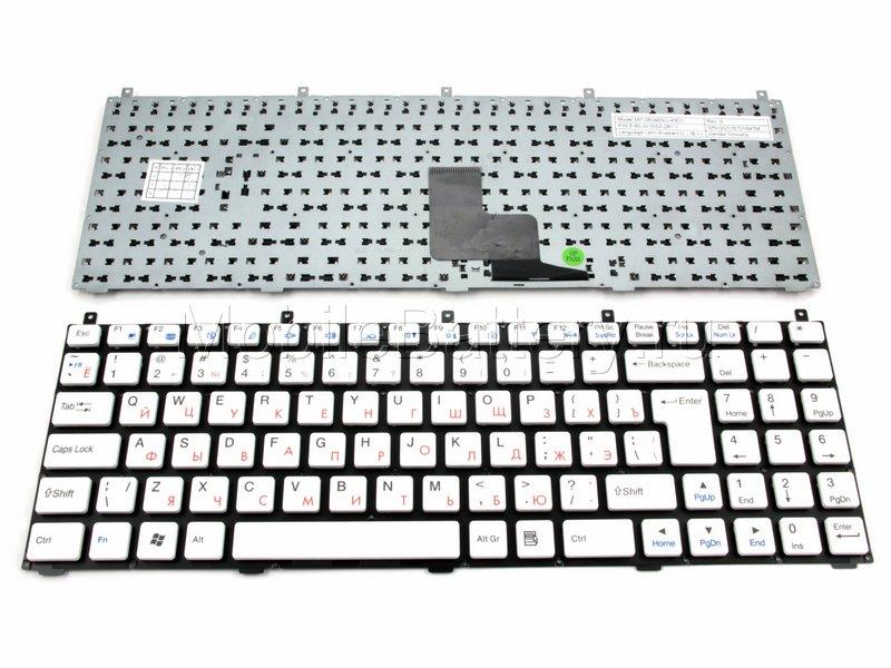 Клавиатура для ноутбука DNS 6-80-M9800-281-1, MP-08J46SU-4306W