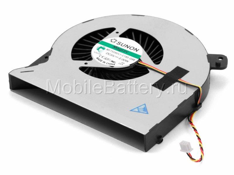 Вентилятор для ноутбука Asus AB0805HX-GK3, MF75090V1-C180-G99